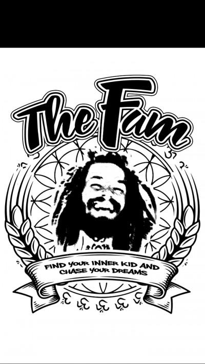 The Fam (Cody Drew Memorial) logo