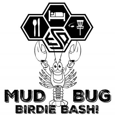2nd Annual Mud-Bug Birdie Bash logo