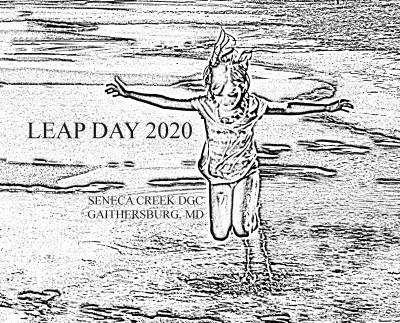 LEAP DAY at SENECA CREEK logo