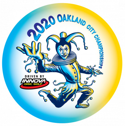Oakland City Disc Golf Championships driven by Innova logo