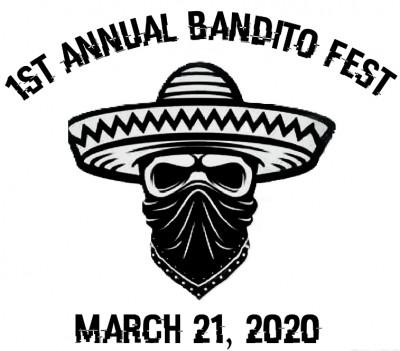 1st Annual Bandito Fest (Postponed) logo