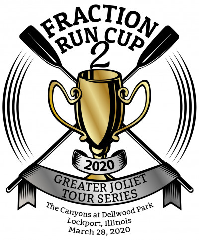 Fraction Run Cup 2 - Presented by Niko's Pizzeria - Driven by Innova Discs logo