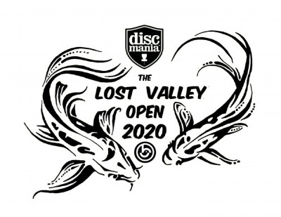 Lost Valley Open 2020 logo