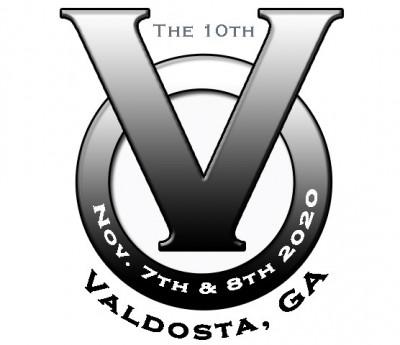 The 10th Annual Valdosta Open logo
