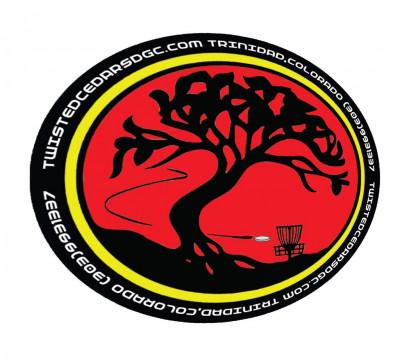 """Twisted Cedars DGC """"Innova Option"""" presented by Innova logo"""