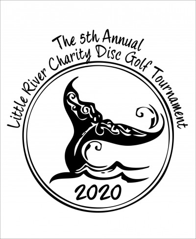 Sovereign 707, NutriBiotic, and Mendocino County Hydrogarden present The Little River Charity Disc Golf Tournament logo