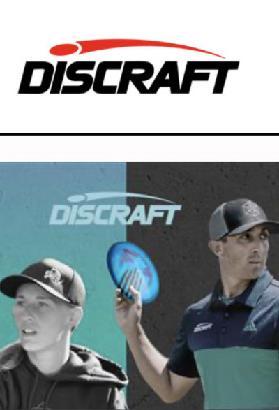 DisCraft Presents the 420 Open at Deep Creek hosted by Joe Stewart logo