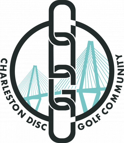 Charleston Disc Golf Community 2020 Club Membership logo