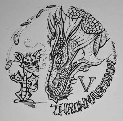 Throwmageddon V - Sponsored by Westside Discs logo