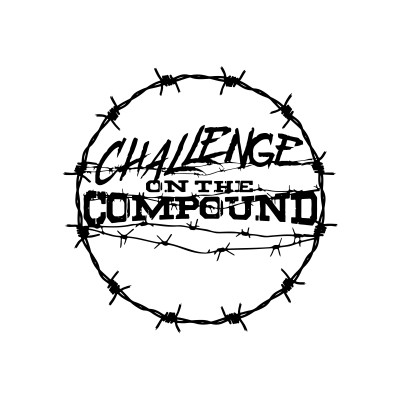 Challenge on The Compound Presented By Above Ground Level Discs logo