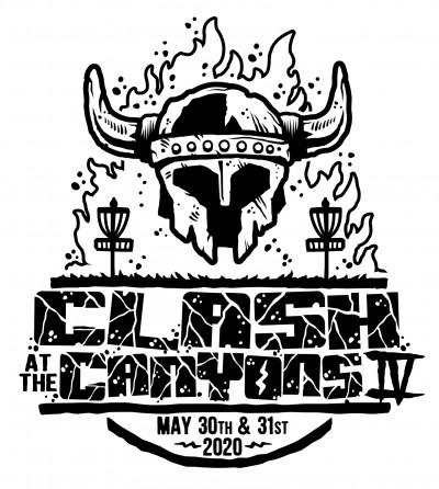 Clash at The Canyons IV logo