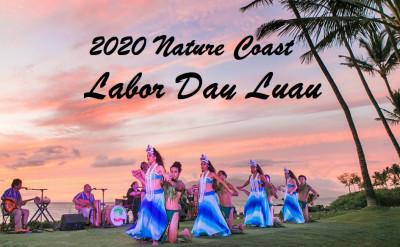2020 Nature Coast Labor Day Luau logo