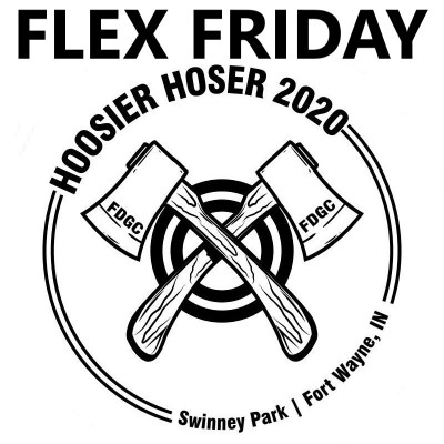 Hoosier Hoser Flex Start Friday logo