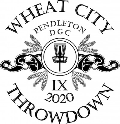 Wheat City Throwdown IX sponsored by Dynamic Discs, 208 Discs & Zuca logo
