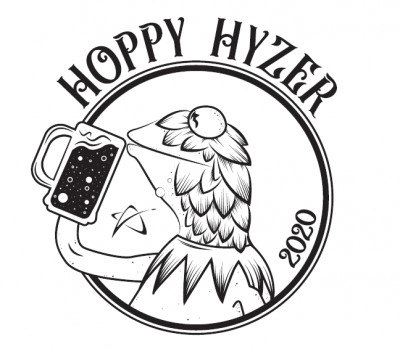 Hoppy Hyzer Powered by Prodigy logo