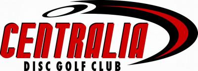 Centralia Disc Golf Club Bag Tag logo