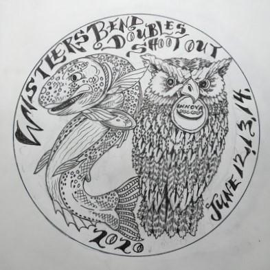2020 Whistler's Bend Doubles Shootout logo