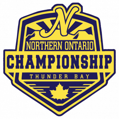 Northern Ontario Disc Golf Championship logo