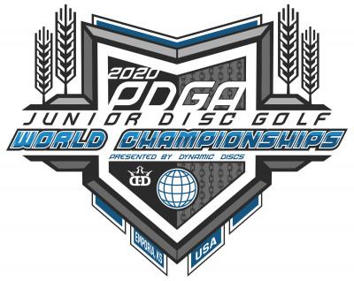 2020 PDGA Junior Disc Golf World Championships logo