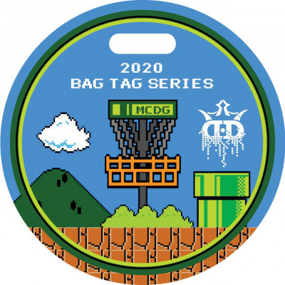 Music City Disc Golf 2020 Bag Tag Series Event 5 @ Cedar Hill Sponsored By Dynamic Discs logo