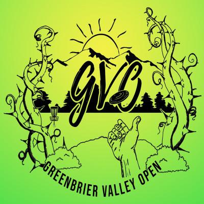 Greenbrier Valley Open logo