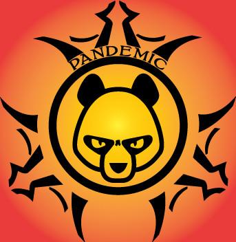 Pandemic 8 - Singles logo