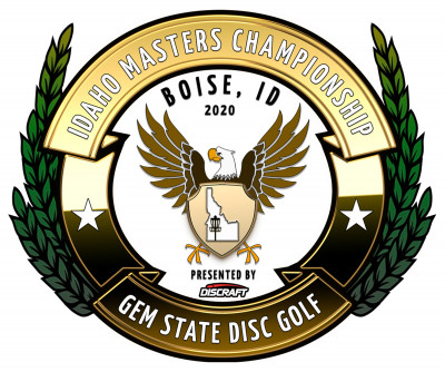 Idaho Masters Championship Presented By Discraft logo