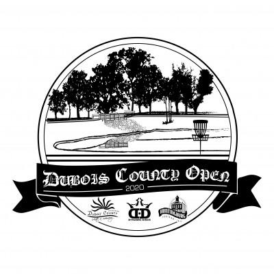 Dubois County Open ISS #7 logo
