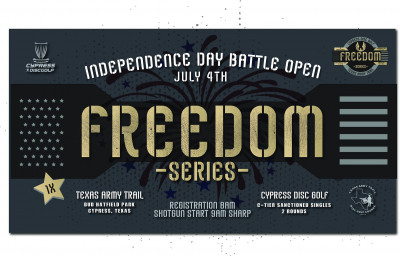 Independence battle day open logo