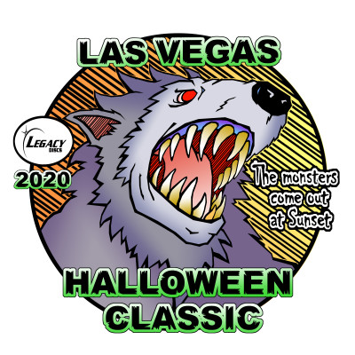Las Vegas Halloween Classic Presented by Legacy Discs logo