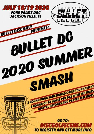 Bullet DG 2020 Summer Smash logo
