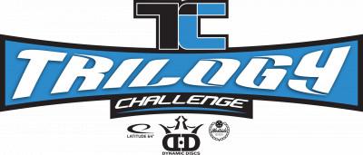 Dynamic Discs Trilogy Challenge @ The Trails DGC logo