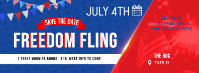 FREEDOM FLING logo