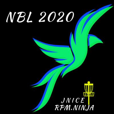 NORTH BEND LEAGUE 2020 logo
