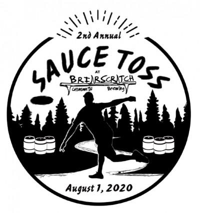 SAUCE TOSS 2020 logo