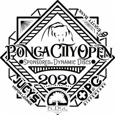 PCO Sponsored by Dynamic Discs logo