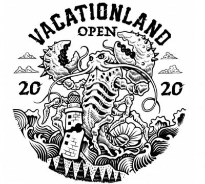 Vacationland Open logo