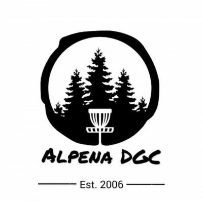 2020 Alpena DGC Open Sponsored by Dynamic Disc logo
