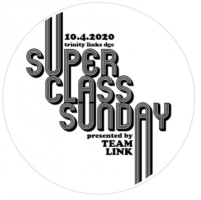 Team Link Presents  SUPERCLASS SUNDAY logo