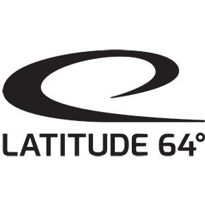 Hoosier Partner Doubles sponsored by Latitude 64 logo