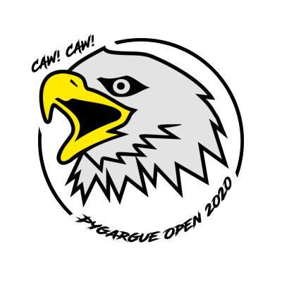 Pygargue Open 2020 logo