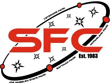 Shoals Frisbee Club August Mini logo