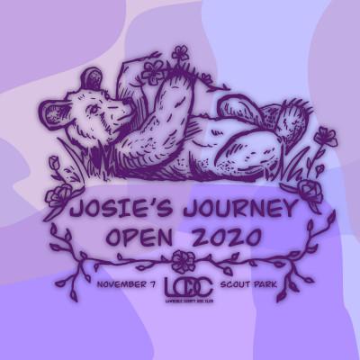 3rd Annual Josie's Journey Open logo