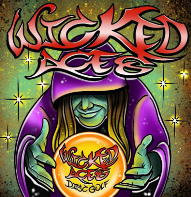 Wicked Aces Haunted Forest Throwdown logo