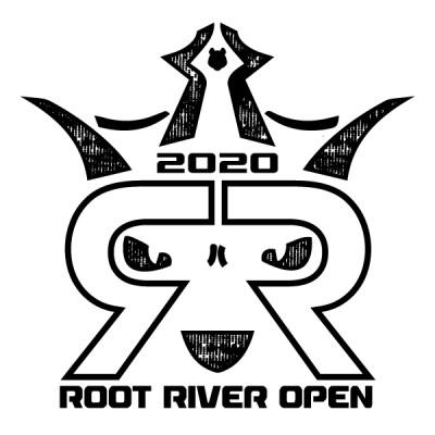 Root River Open 2020 logo