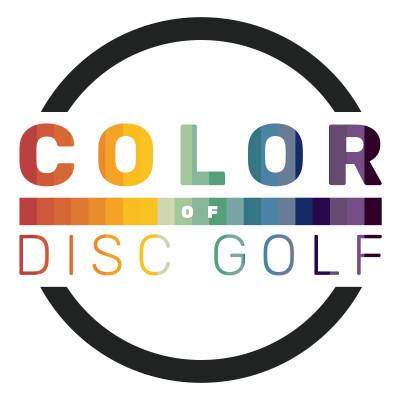 Color Of Disc Golf logo