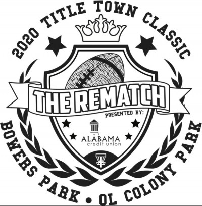 Title Town Classic - The Rematch - Sponsored by Dynamic Discs logo