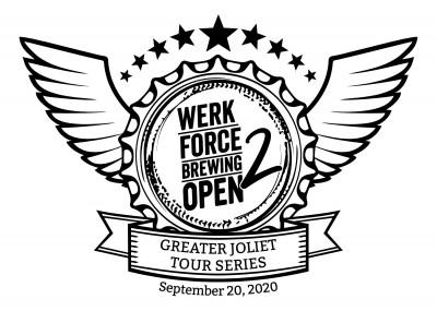 Werk Force Brewing Open logo