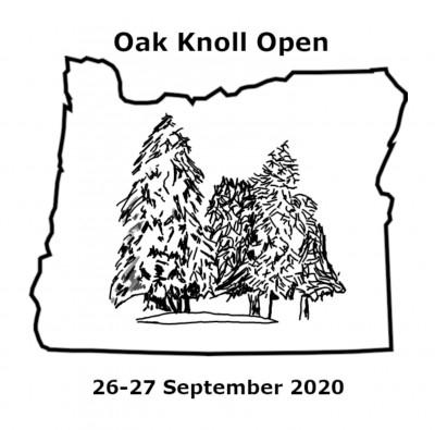 The Oak Knoll Open logo