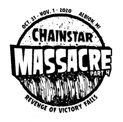 Chainstar Massacre 4 @ Victory Park (MPO,MP50,MA2,MA40,FPO,FA2) logo